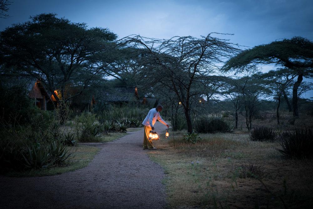 Ndutu Lodge, south Serengeti