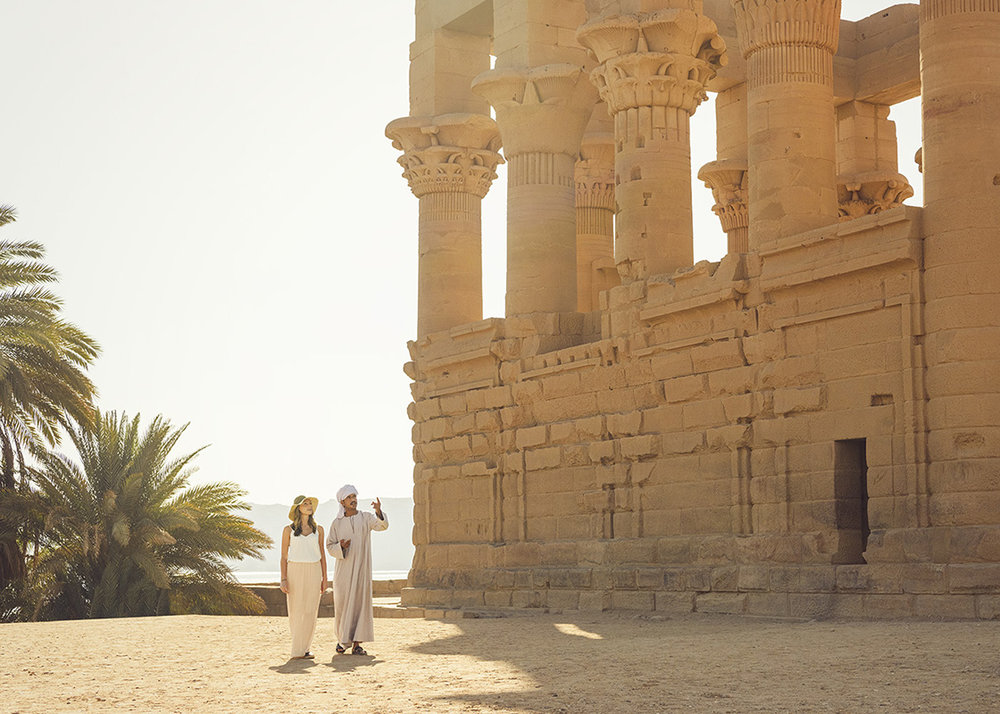 Sanctuary Retreats : Egypt -