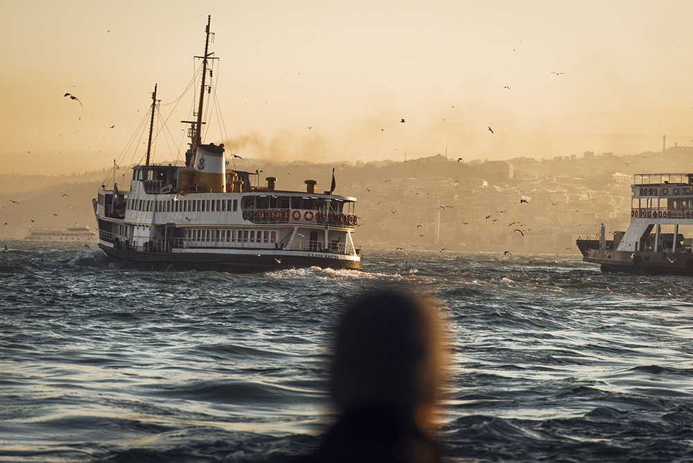 Winter : Istanbul -