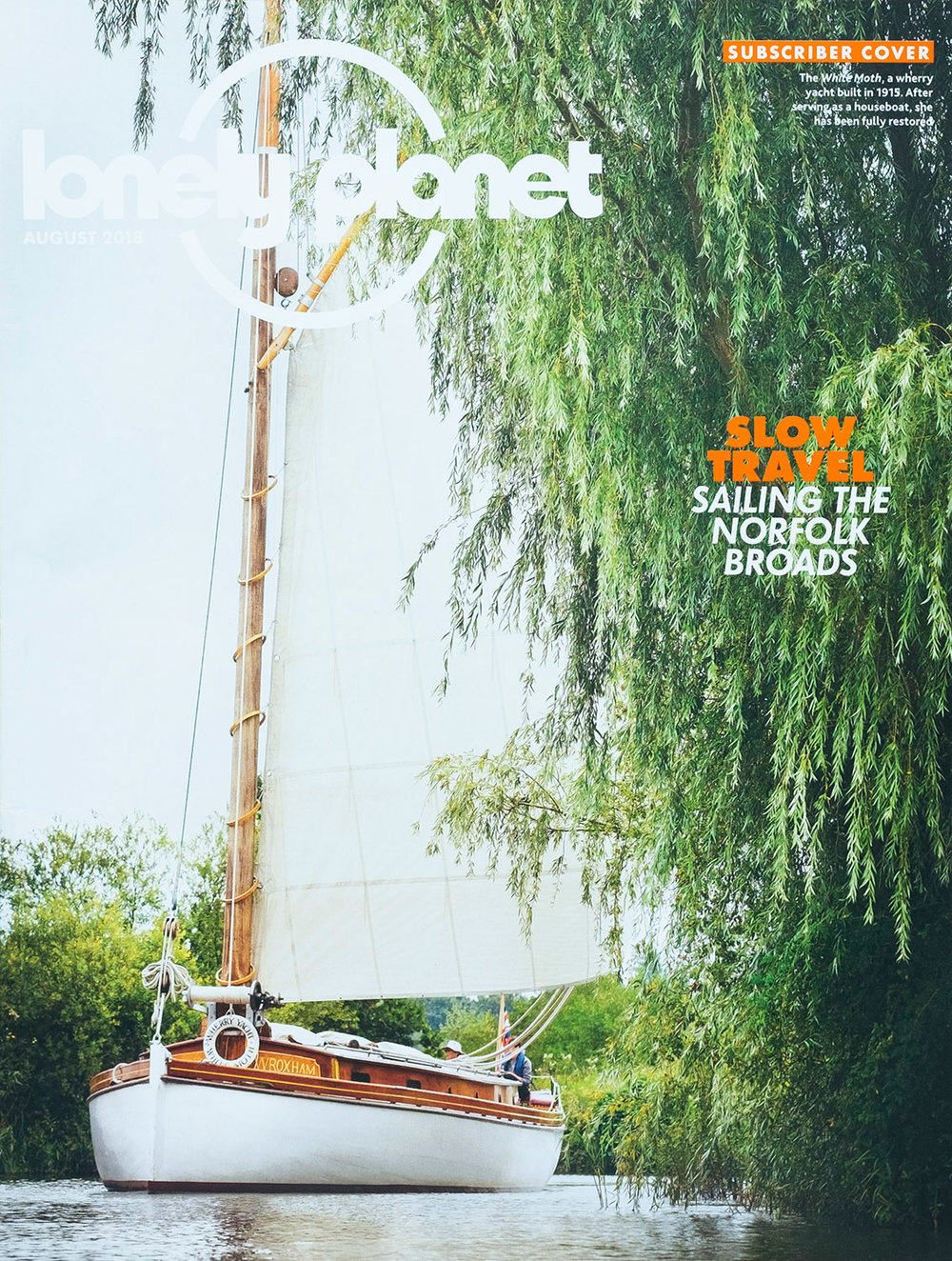 Lonely Planet Magazine - Cover