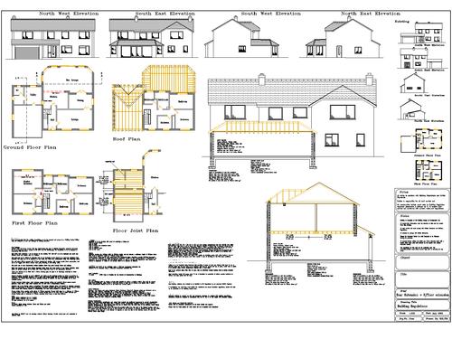 Building Regulations 1MoreRoomcouk – Garage Extension Plans
