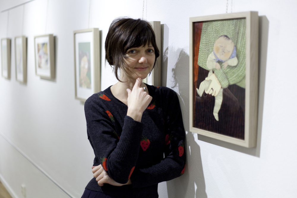Beatrice Alemagna FOTO: Gian-Luca Rossetti