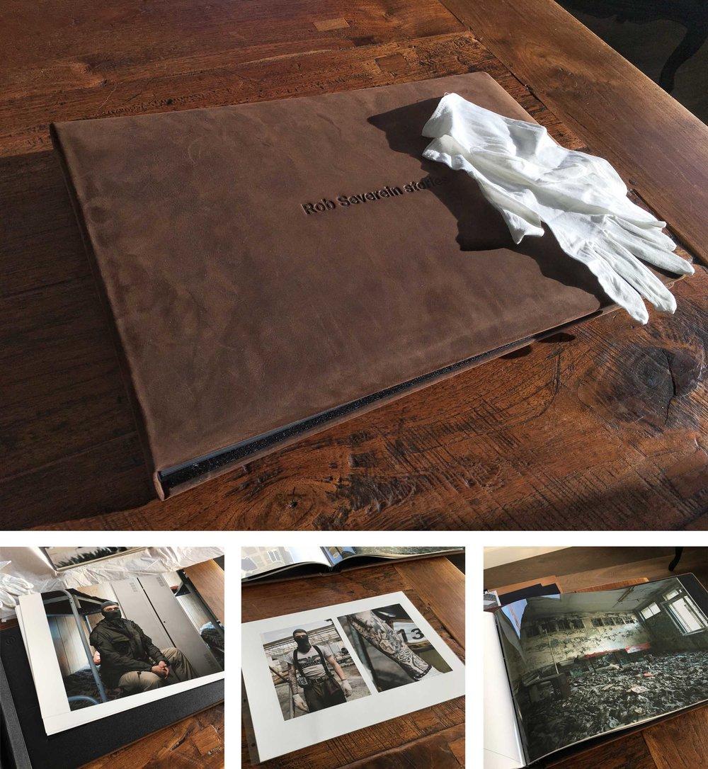 - The new portfolio book