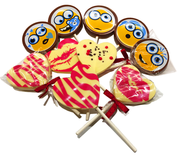 LOLLIPOPS - $45