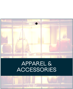 Copy of Luxury research apparel accessories