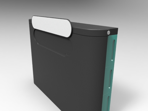 back detail shown with Geckskin™ tab open.
