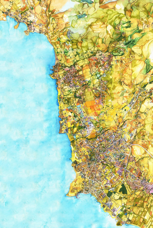 Paphos Map