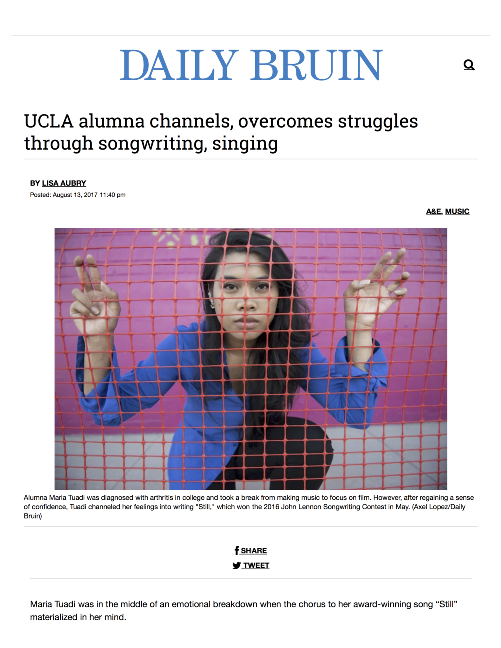 UCLA alumna channels, overcomes struggles through songwriting, singing _ Daily Bruin.png