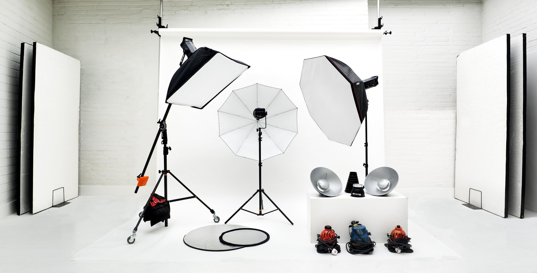 Equipment White Room Studio