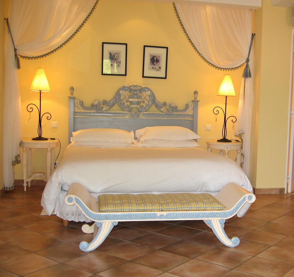 Chambre double romantique
