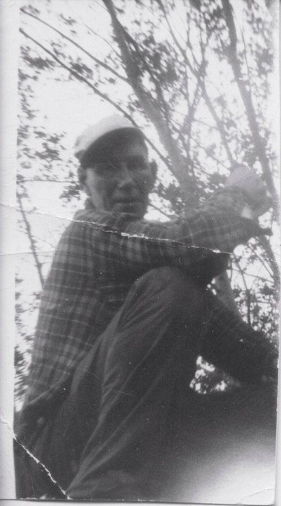 Grandfather ovide Hudson, poplar River 1950