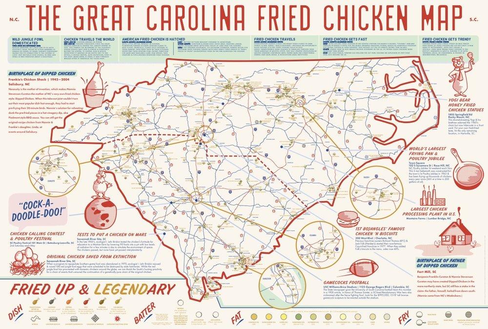 PRINT - Carolina Fried Chicken Map - FRONT.jpg
