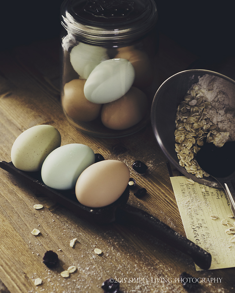 Eggs III by Simply Living Photography