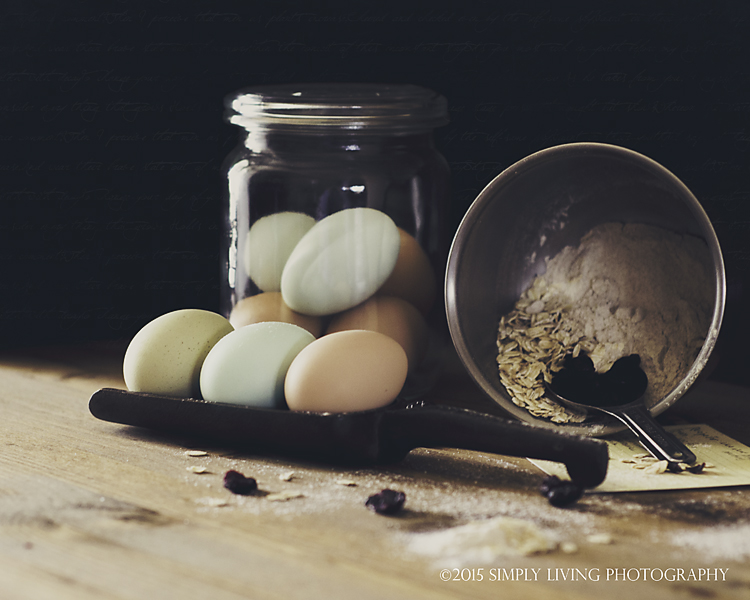 Eggs II by Simply Living Photography