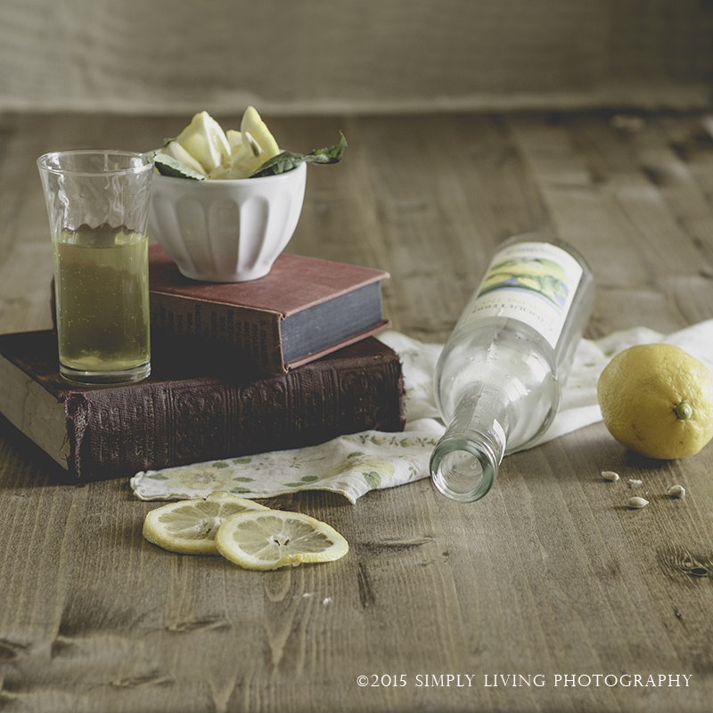Lemoncello II by Lisa Kerner ©Simply Living Photography