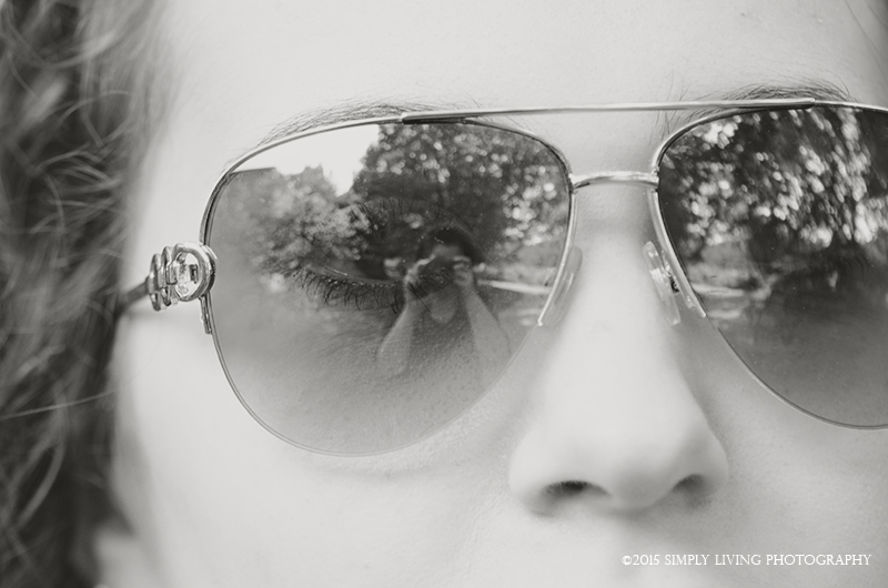 Self Reflection by Lisa Kerner ©Simply Living Photography