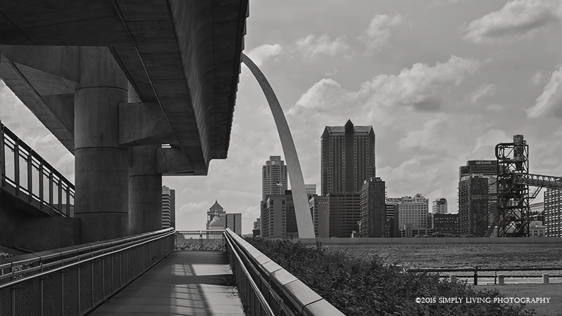 The Arch of Architecture by Lisa Kerner ©Simply living Phtography