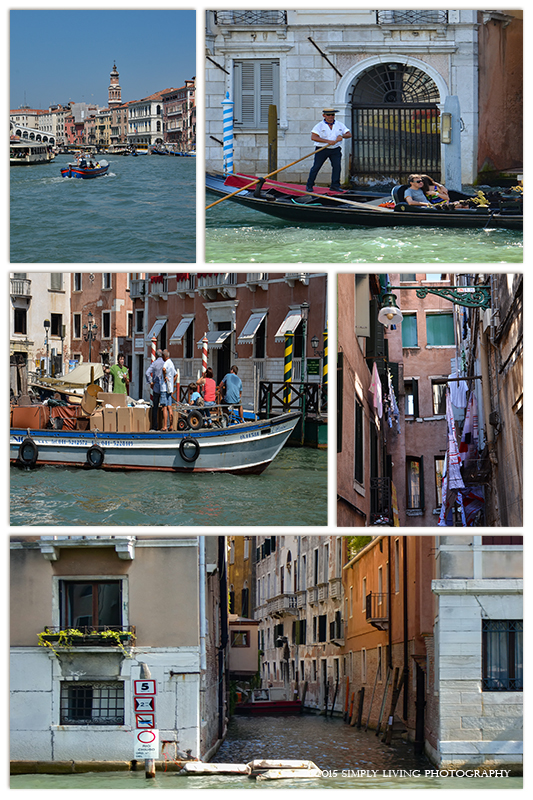 Venice Italy II by Lisa Kerner ©Simply Living Photography