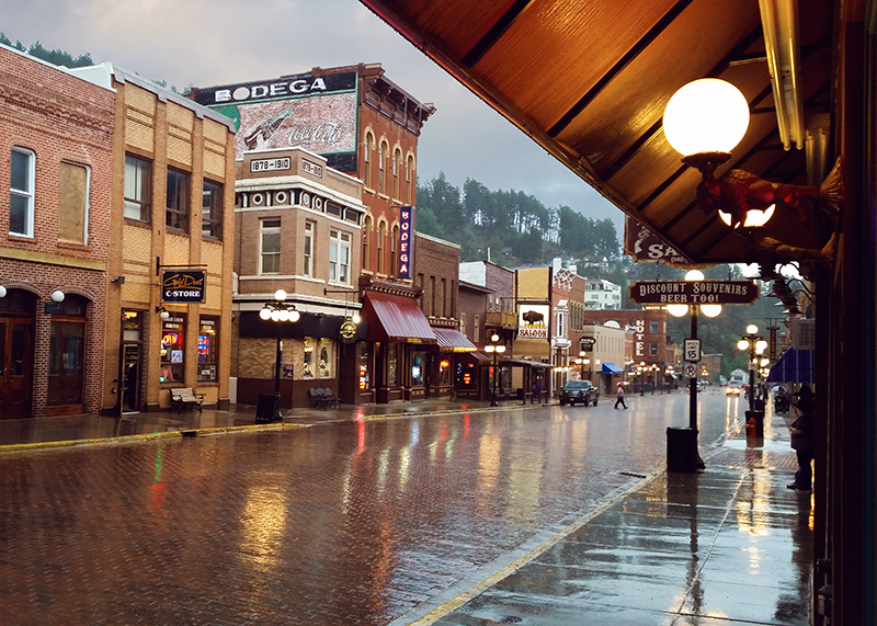 Deadwood SD | Life Thur the Lens | Lisa Kerner | Simply Living Photography