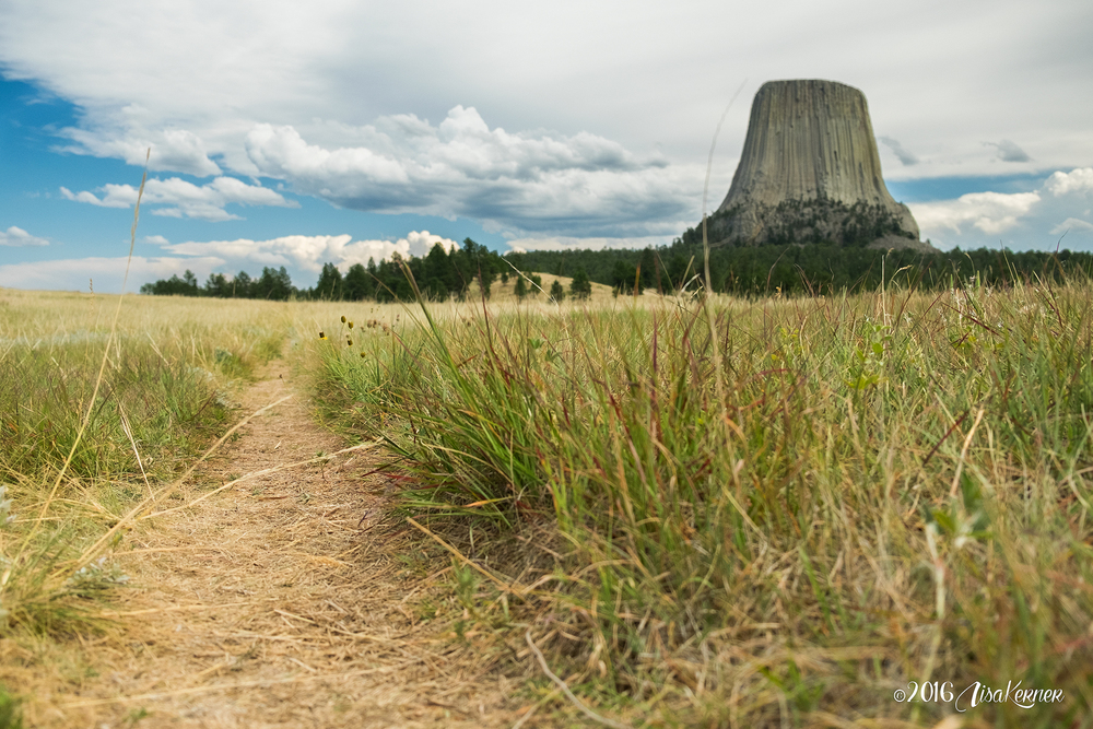 Devils Tower National Monument | Lisa Kerner | Simply Living Photography