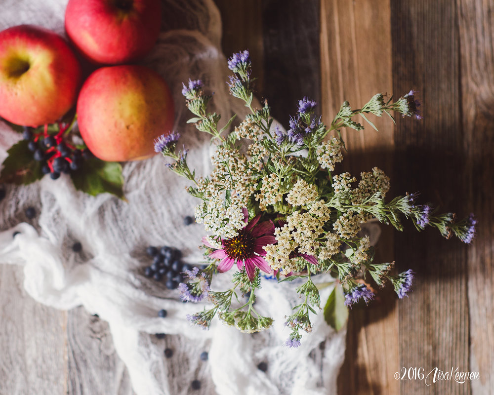 Lisa Kerner | Simply Living Photography | Fall Still Life Photography