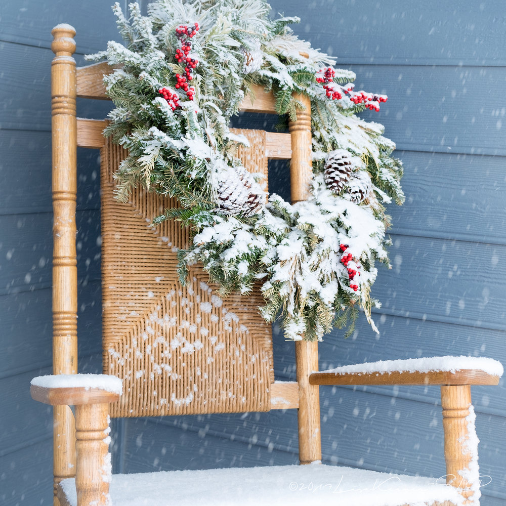 Shades of Winter | Winter Home | Lisa Kerner | Simply Living Photography | Life-n-Relfection