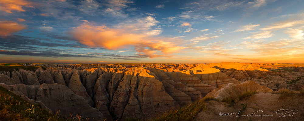 Badlands by Day | Lisa Kerner | Simply Living Photography