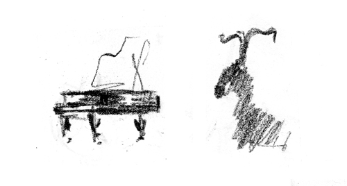 goat+piano