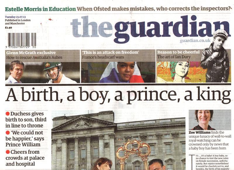 royalbaby_newspaper