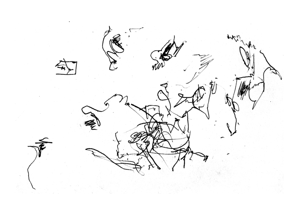 Sketches from film