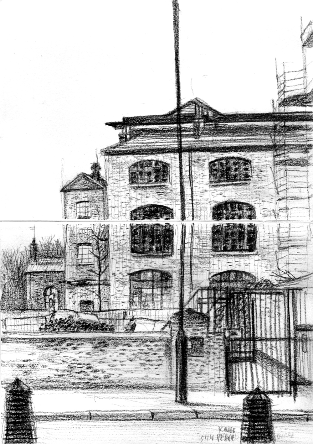 Old Granary Building