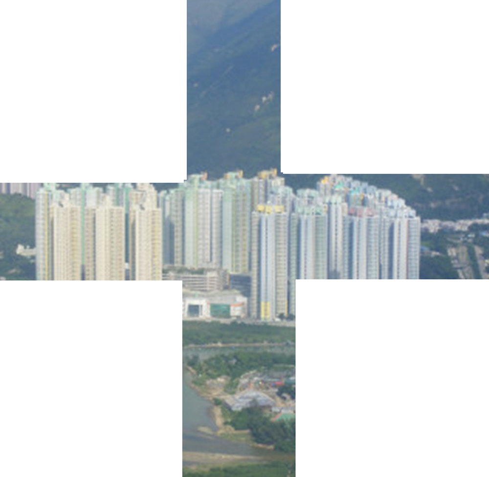 Apartment Complex, Hong Kong