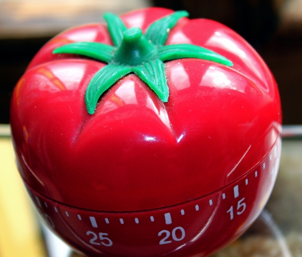 TIP#1: THE POMODORO TECHNIQUE WHEN WORKING