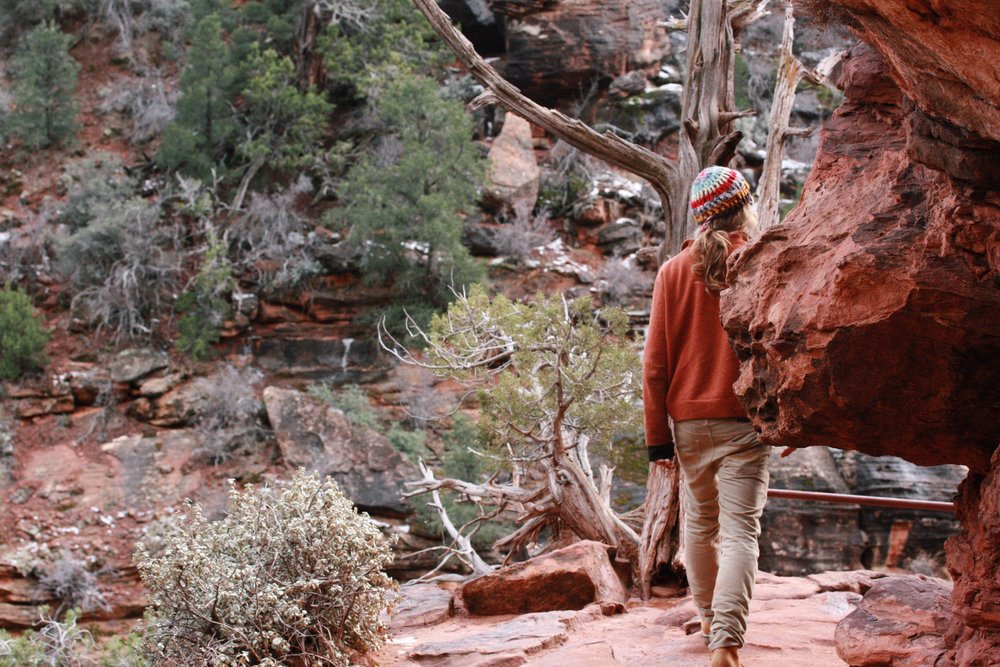 Canyon Overlook Trail Zion National Park