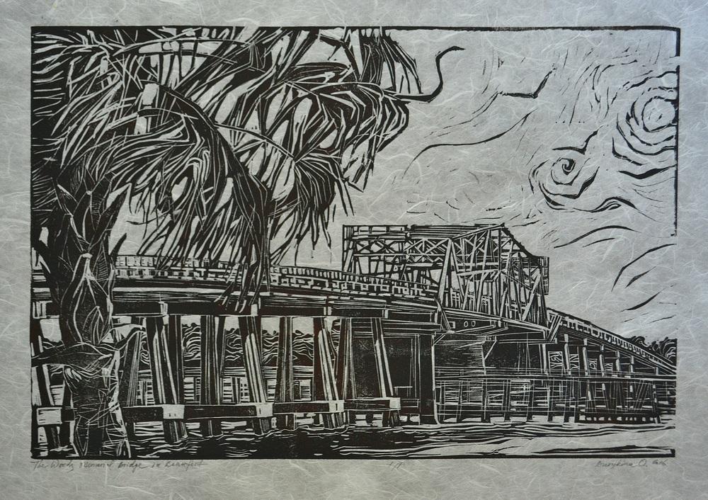 Elena Burykina, Chattanooga, TN - Printmaking, #61