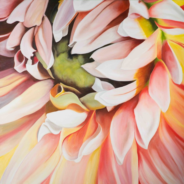 Georgianna Pollock, Rising Fawn, GA - Oil Painter, #63