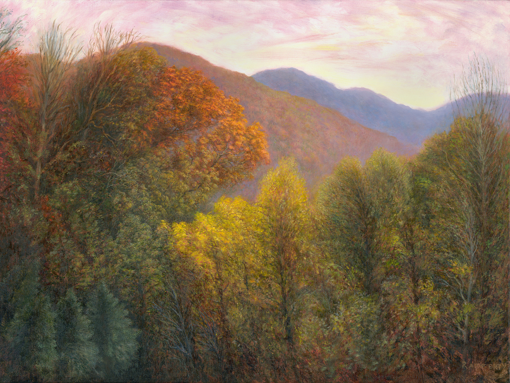 Jason Rafferty, Asheville, NC - Oil Painter, #62