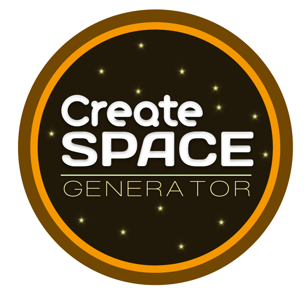 Create space generator for Space created
