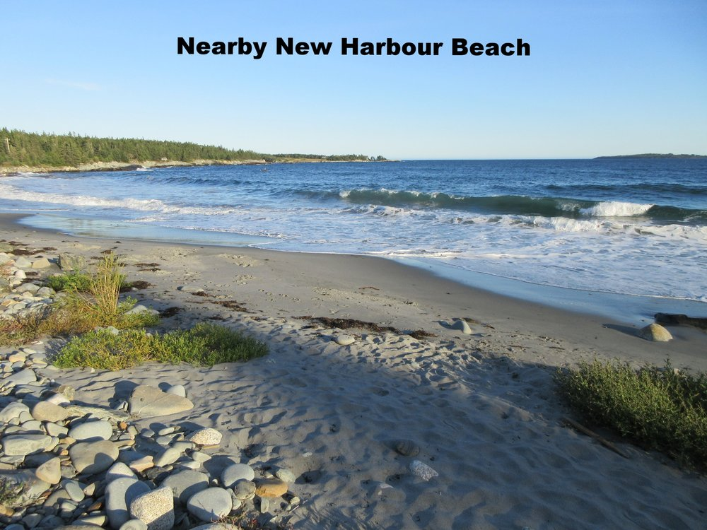 7, New Harbour Beach 1.JPG