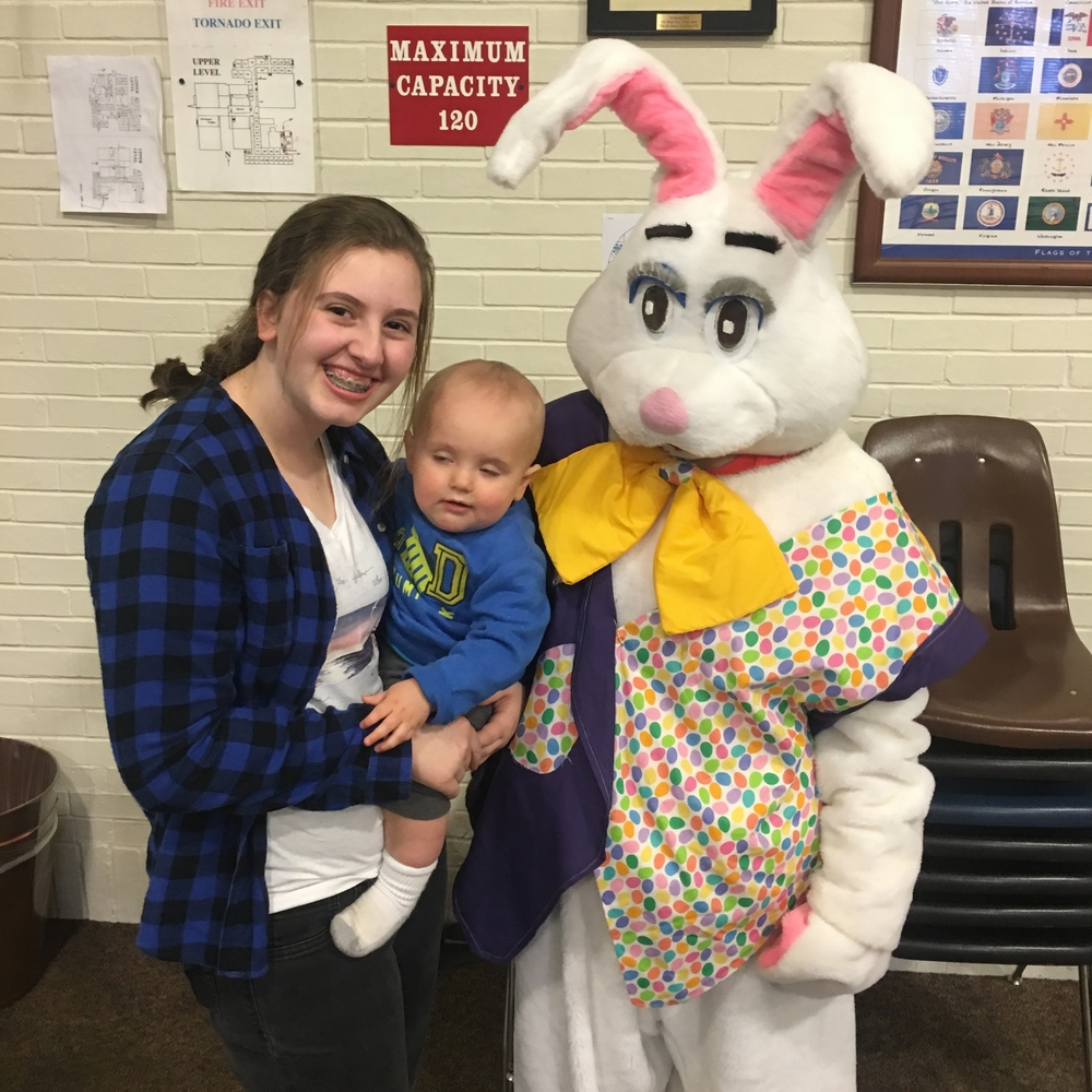 The night we told kids the Easter bunny wasn't real…