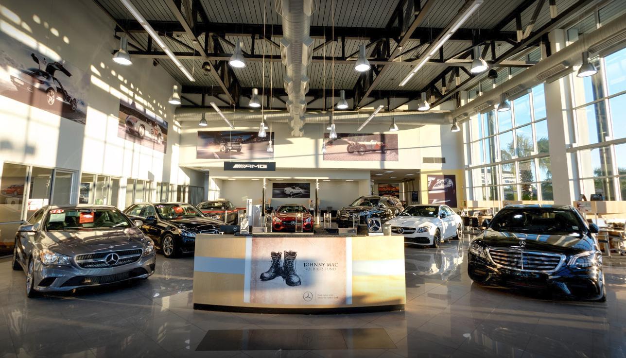Mercedes Dealer Baton Rouge >> Mercedes Benz Of Baton Rouge Dream Motor Group