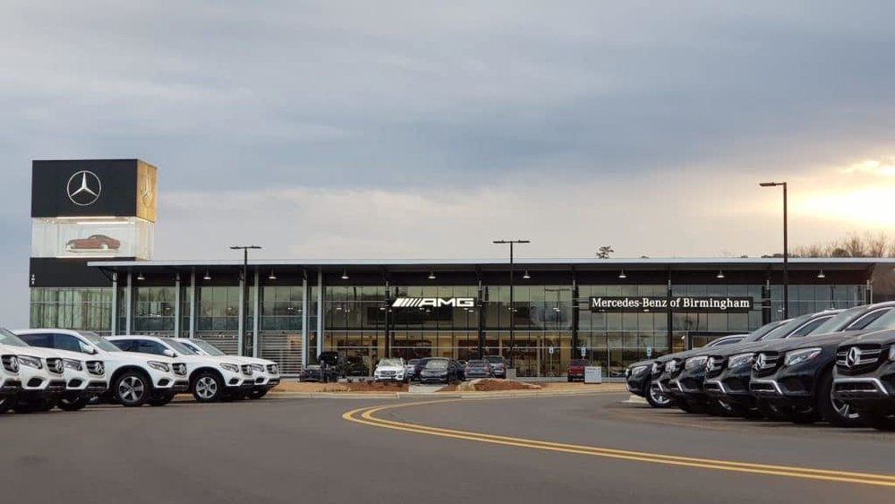 Mercedes-Benz of Birmingham Irondale - 750 Mercedes Way,Irondale, AL 35210205-848-7000VISIT OUR WEBSITE