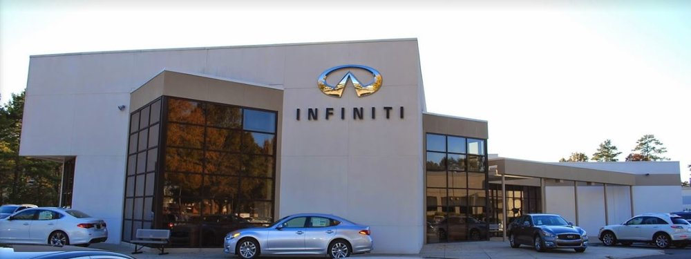 INFINITI of Birmingham - 1804 Montgomery HighwayHoover AL 35244(205) 403-5221VISIT OUR WEBSITE
