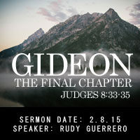Gideon - The Final Chapter