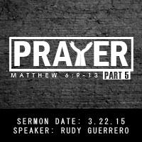 Prayer pt.5
