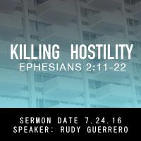 Killing Hostility