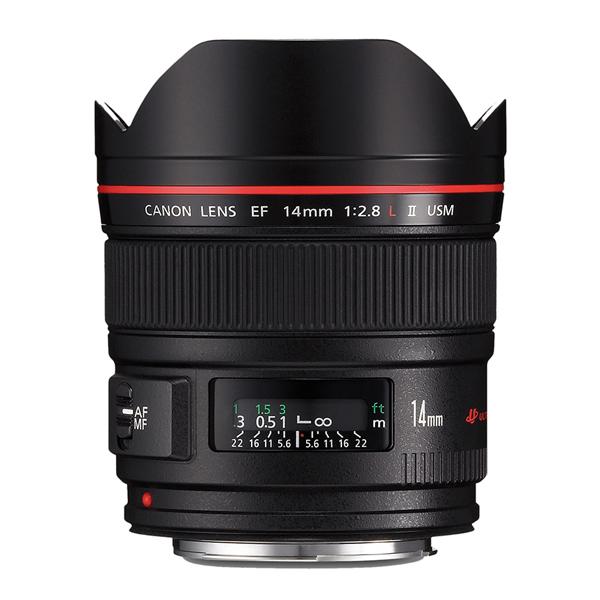 Canon EF 14mm f/2.8 L USM
