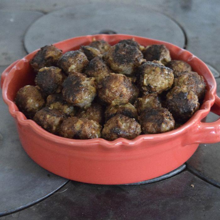 kryddköttbullar