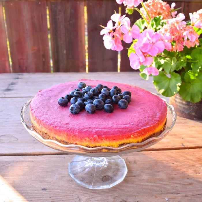 rawfood tårta