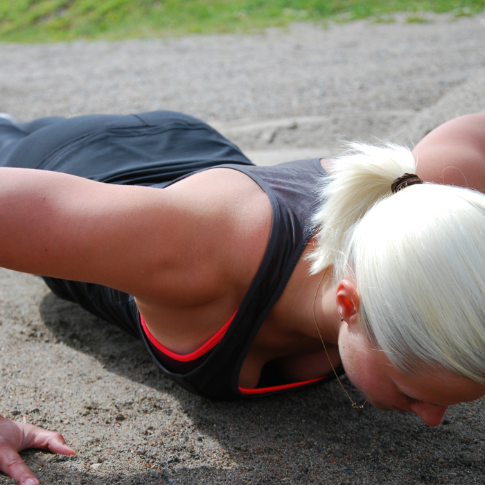 måste man träna för att få en fin kropp?